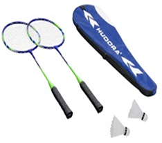 Набор для бадминтона HUDORA Badmintonset Winner HD-33 (76409)