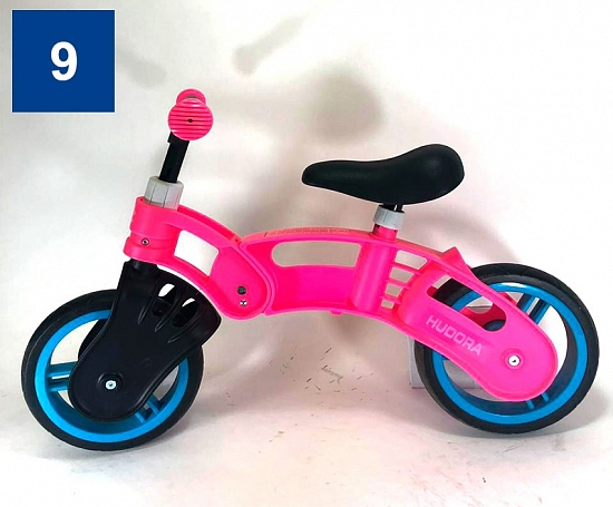 Беговел HUDORA Koolbike girl 10811d (дисконт)