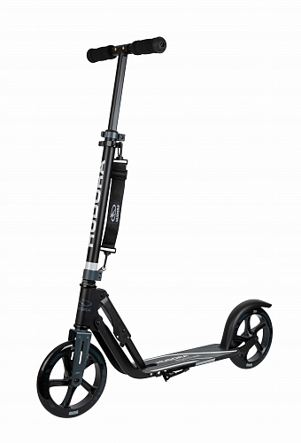 Самокат HUDORA Big Wheel 205 black (14825)