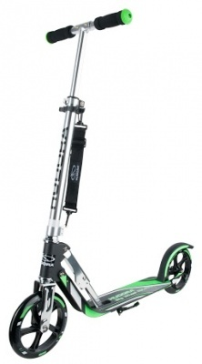 Самокат HUDORA Big Wheel RX-Pro 205 green (14708/01)