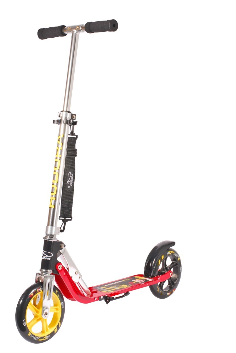 Самокат HUDORA Big Wheel 205 Champ (14016)